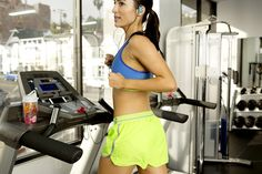 25-Minute Treadmill Interval Workout | POPSUGAR Fitness
