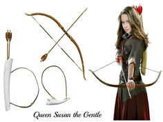 Queen Susan ~ The Chronicles of Narnia (3/4)