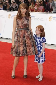 Catherine Tate and her daughter. So adorable! Doctor Who Cast, Eleventh Doctor, Catherine Tate, Captain Jack Harkness, Steven Moffat, Doctor Who Quotes, Christopher Eccleston, Rory Williams, Donna Noble