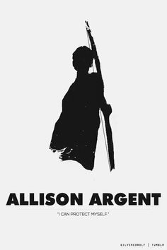 allison argent, crystal, hunter, mtv, reed, serie, teen wolf, tw, wallpaper, beacon hill