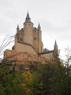 Alcazar di Segovia Esp