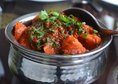 A Nepalese favourite Dum Aloo is a spiced potato curry originating from the Kashmir area of the Himalayas. For full blog on Eating in the Himalayas and Himalayan Food from Sikkim, Tibet and Nepal check our blog http://live-less-ordinary.com/southeast-asia-food/himalayan-food-eating-himalayas