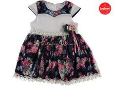 KIZ ELBİSE 97912 toptan satış fiyatları | Çocuk Elbise