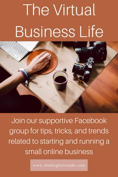 Join our supportive Facebook group for tips, tricks, and trends related to starting and running a small online business Midlife Career Change, Blog Writing Tips, Virtual Assistant Jobs, Online Income, Online Entrepreneur, Work From Home Moms, Blogging For Beginners, Sell On Etsy, Extra Money
