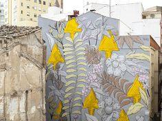 Pastel – New Mural for Asalto Festival