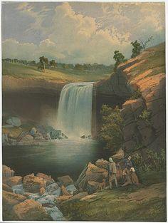 """Wannon Falls"" Nicholas Chevalier"