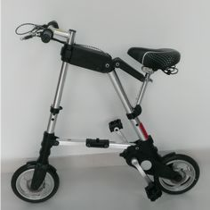 Foldable Electric bicycle folding electric bike A-bike with various colors for option