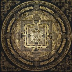 Buddhist Teachings, Buddhist Art, Thangka Painting, Mandala Canvas, Wheel Of Life, Tibetan Art, Online Painting, Painting Art, Hand Painted Canvas