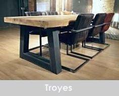 oud eiken tafel troyes 260x100x78cm 8cm blad (3)
