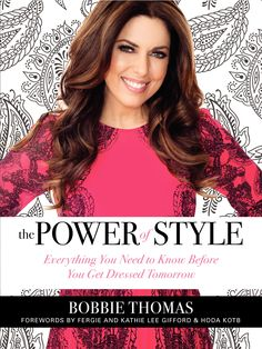 'The Power of Style': Bobbie Thomas shows how to find your authentic self through style