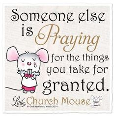 MUST remember this and be Truly grateful!!