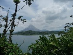 Arenal Volcano in Costa Rica. Our honeymoon was a blast (and only 5 years late)!!! Love you Christian Foster
