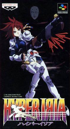 Iria Zeiram the Animation Video Game Posters, Video Game Art, Manga Anime, Anime Art, Masakazu Katsura, Cyberpunk Games, Arcade, Retro Video Games, Retro Games