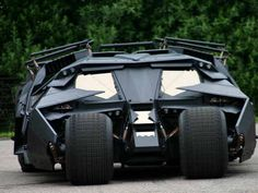 Batmobile from Batman Begins