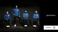 #gnorisetous: Γνώρισε την Ελληνική Παραολυμπιακή Ομάδα μέσω της καμπάνιας της Samsung - POPAGANDA