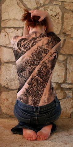 Extreme Tattoos & Tattoo Addiction 14