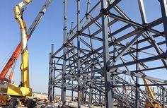 Babil Stadium en Al Hilla, Irak #Irak #stadium #estadio #proyecto #project #arquitectura #architecture #football #soccer #futbol #construccion #construction #estructuras #structures #integralia #integraliagrupo