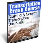 General Transcription Bootcamp
