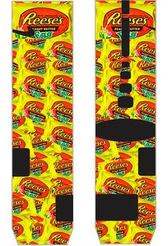 Easter Reeses Parody Custom Nike Elite Socks by LuxuryElites, $35.99
