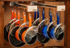 Buy or DIY: 8 Clever Solutions for Storing Pots and Pans