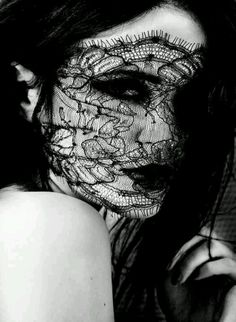 † Gothic Hair, Make-Up, & Nails †