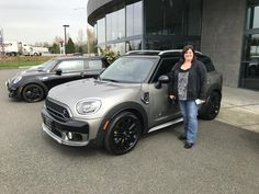 Devon, we appreciate your business!  Wishing you many miles of smiles from all of us here at Northwest MINI and Terry Soumis.