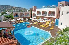 Řecko, Kréta, Stalis (Malia a Stalida) - KATRIN - hotel a bungalovy