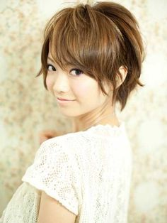 Cute-Asian-Hairstyles-for-Short-Hair
