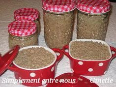 Pate Recipes, My Recipes, Cooking Recipes, Favorite Recipes, Cretons Recipe, Canadian Food, Canadian Recipes, Instant Pot Dinner Recipes, French Food