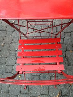 Red Chair, Montclair