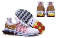 uk availability 9988f 1b5ad Comfortable Nike Shox Gravity Metallic Gold Vast Grey AQ8553 009 Men s  Athletic Running Shoes Trainers