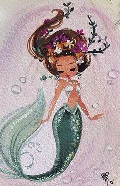 Mermaid #MondayMermie