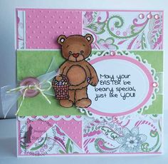 Easter Blessing by sasha728 - Cards and Paper Crafts at Splitcoaststampers