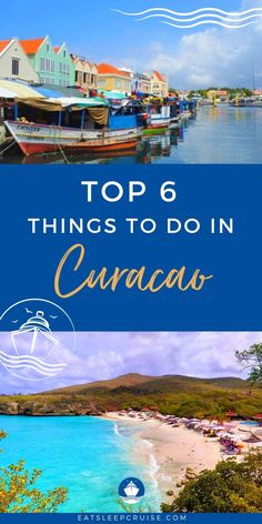 If your Caribbean cruise vacation includes a stop in Curacao, check out this post where we share the best things to do in this cruise port. From snorkeling in the blue water of the beaches to enjoying the local food, you'll find something for everyone with pictures to share. Perfect for a honeymoon or family vacation, you can't go wrong with a visit to Bonaire. Check out this post to maximize your time on the island. #Bonaire #CaribbeanVacation #CaribbeanCruise #CruiseVacation #Excursions Top Cruise, Best Cruise, Cruise Port, Cruise Vacation, Cruise Excursions, Cruise Destinations, Shore Excursions, Caribbean Vacations, Caribbean Cruise