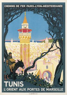 Tunis - PLM by Broders, Roger