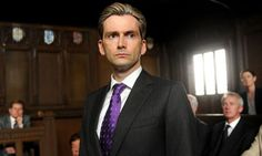 david tennant | David Tennant as Aiden Hoynes MP in BBC2's The Politician's Husband ...