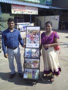 El testimonio público en Andhra Pradesh, #India. (Public,witnessing in Andhra Pradesh, India.). Jw.org
