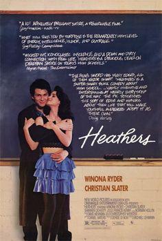 "Heathers (1988) - the original ""Mean Girls""."
