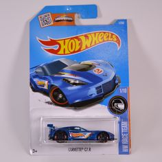 Hot Wheels Corvette C7.R