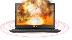 ASUS ROG G750, un laptop pentru câmpul de luptă - Stiri IT Cisco Shop Romania