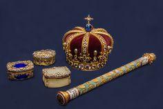 PRUSSIA / GERMANY_Castillo Hohenzollern. Joyas de la Familia Real de Prusia