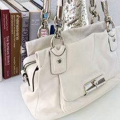 "Spotted while shopping on Poshmark: ""coach_kristen_satchel""! #poshmark #fashion #shopping #style #Coach #Handbags"