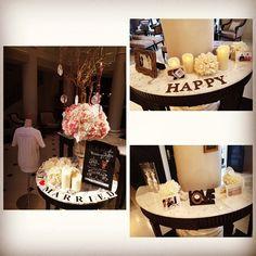 @eeeaak0601 on Instagram \u201cウェルカムスペースはシンプルに。 飾れば飾るほど混乱してきたから、 結局そんなに飾らず\u2026ww ウェルカムスペース結婚式wedding