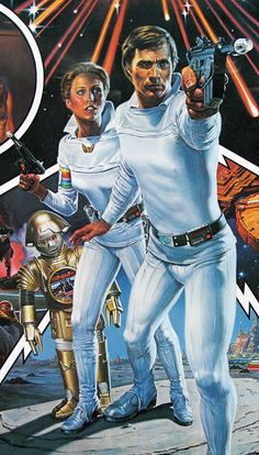 Underrated. Love at-first-viewing and ever-after for me. --Pia (Buck Rogers)