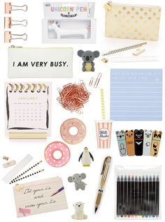 abbzzw | personal style and lifestyle blog: my christmas wish list #1: stationery & things