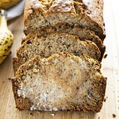 Best Banana Bread Recipe is so easy to make and super soft and moist! The very best way to use up overripe bananas this bread is tender and packed full of flavor! Moist Banana Bread, Vegan Banana Bread, Banana Bread Recipes, Banana Bread Recipe 6 Bananas, Overripe Banana Recipes, Apple Recipes, Baking Recipes, Dessert Recipes, Desserts