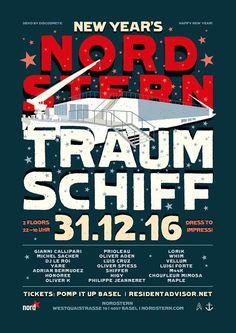 flyers und plakate 2016