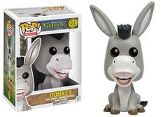 SHREK POP VINYL FIGURE - DONKEY
