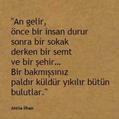 Attila İlhan.