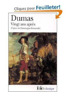 Vingt ans après: Amazon.fr: Alexandre Dumas: Livres